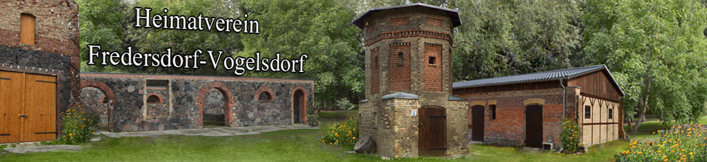 Heimatverein Fredersdorf-Vogelsdorf
